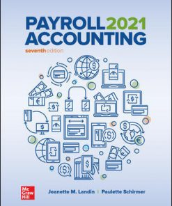 Test Bank for Payroll Accounting 2021 7th Edition Landin