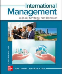 Test Bank for International Management: Culture, Strategy, and Behavior 11th Edition Luthans