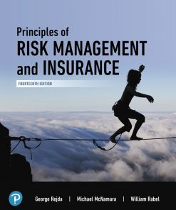 Solution Manual for Principles of Risk Management and Insurance 14th Edition Rejda