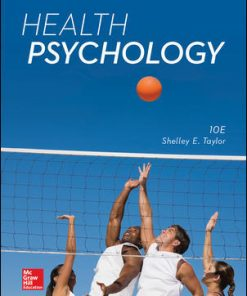 Solution Manual for Health Psychology 10th Edition Taylor