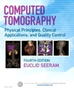 Test Bank for Computed Tomography 4th Edition Seeram