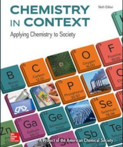 Solution Manual for Chemistry in Context 9th Edition American Chemical Society