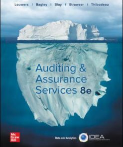 Solution Manual for Auditing & Assurance Services 8th Edition Louwers