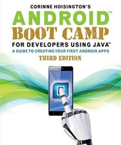 Test Bank for Android Boot Camp for Developers Using Java® 3rd Edition Hoisington