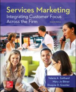 Test Bank for Services Marketing 7th Edition Zeithaml