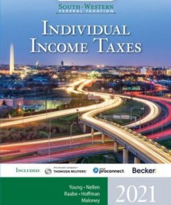 Test Bank for South-Western Federal Taxation 2021: Individual Income Taxes 44th Edition Young