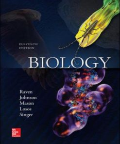 Test Bank for Biology 11th Edition Raven