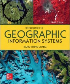 Test Bank for Introduction to Geographic Information Systems 9th Edition Chang