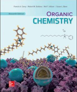 Test Bank for Organic Chemistry 11th Edition Carey