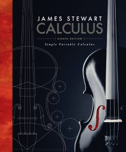 Solution Manual for Calculus Single Variable 8th Edition Stewart