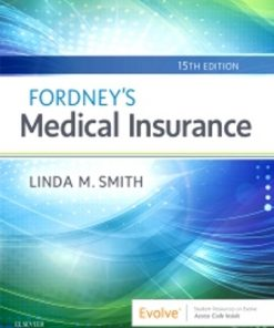 Test Bank for Medical Insurance 15th Edition Smith