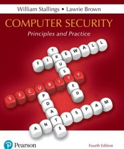 Test Bank for Computer Security: Principles and Practice 4th Edition Stallings