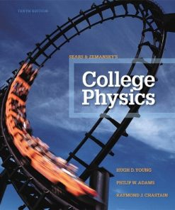 Test Bank for College Physics 10th Edition Young