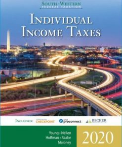 Test Bank for South-Western Federal Taxation 2020: Individual Income Taxes 43rd Edition Young
