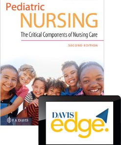 Test Bank for Pediatric Nursing : The Critical Components of Nursing Care 2nd Edition Rudd