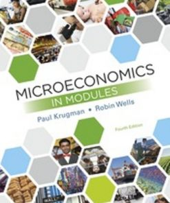 Test Bank for Microeconomics in Modules 4th Edition Krugman