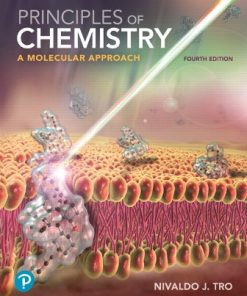 Test Bank for Principles of Chemistry: A Molecular Approach 4th Edition Tro