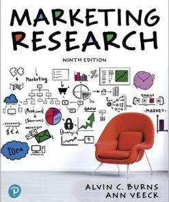 Solution Manual for Marketing Research 9th Edition Burns