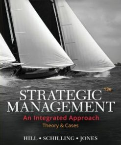 Test Bank for Strategic Management: Theory and Cases: An Integrated Approach 13th Edition Hill