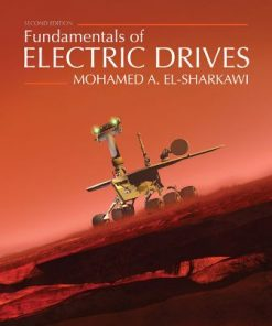 Solution Manual for Fundamentals of Electric Drives 2nd Edition El-Sharkawi