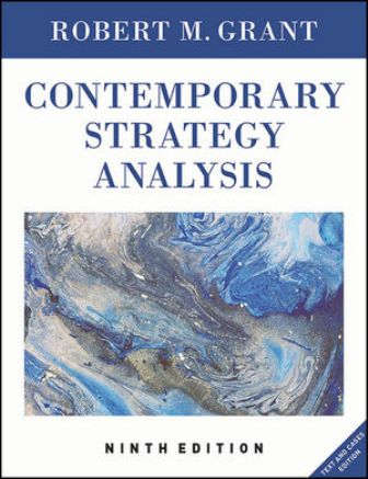 Test Bank for Contemporary Strategy Analysis Text Only 9th Edition Grant