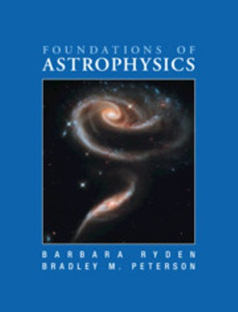 Solution Manual for Foundations Of Astrophysics 1st Edition Ryden