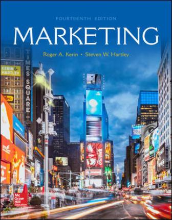 Test Bank for Marketing 14th Edition Kerin