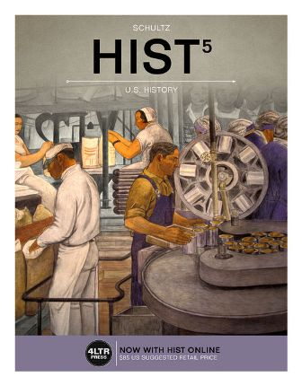Solution Manual for HIST 5th Edition Schultz