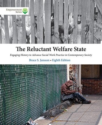 Test Bank for The Reluctant Welfare State 8th Edition Jansson